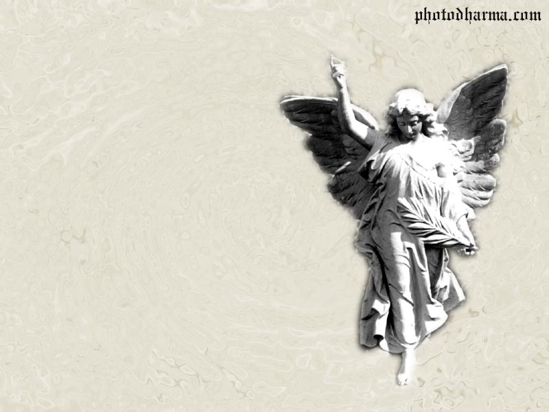 Free Angel Wallpaper: