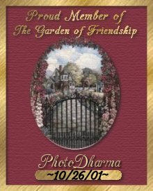 Garden of Friendship Grows on You!