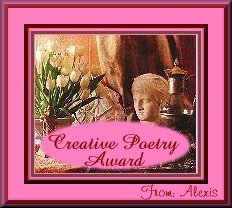 creative poetry award